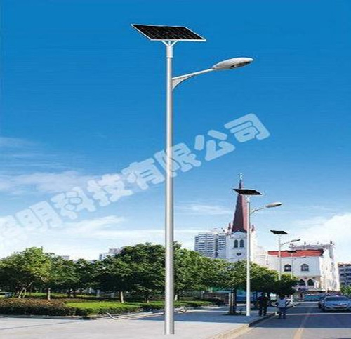 太阳能路灯与太阳能光伏组件之间的关系?