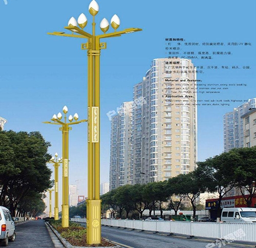 高杆太阳能路灯高度取决于哪些方面?