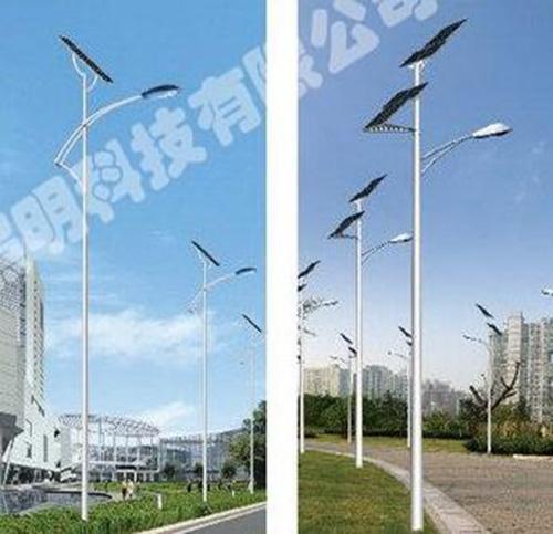 目前市场上太阳能路灯有哪些种类?