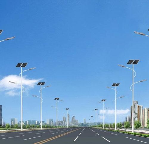 太阳能路灯立皮线的操作步骤有哪些?