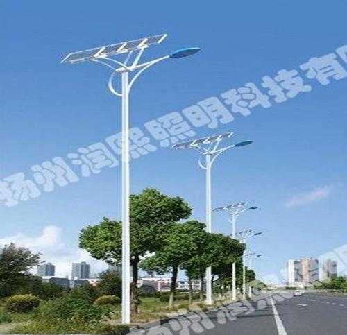 安装太阳能路灯前要做好哪些准备工作?