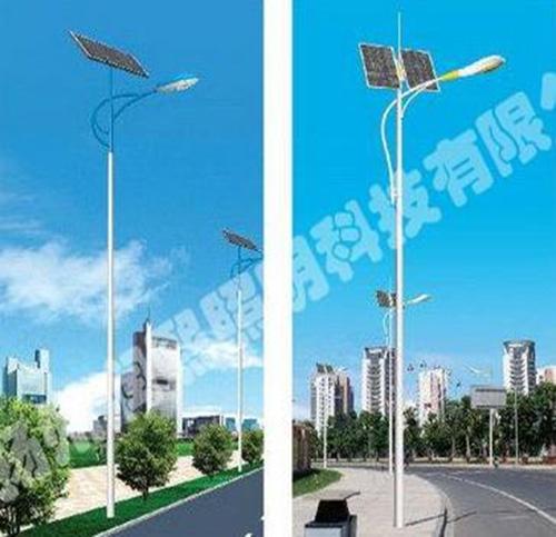 太阳能路灯对灯杆的要求有哪些?