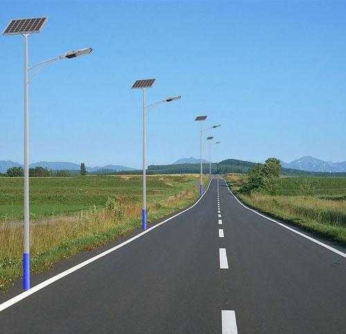 新农村太阳能路灯对于支架的要求有哪些?