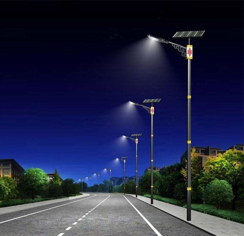 锂电池太阳能路灯的使用范围有哪些?
