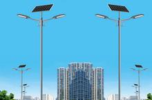 锂电池太阳能路灯