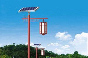 一体化太阳能路灯庭院灯
