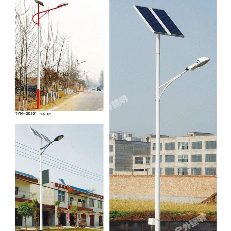 LED新农村太阳能路灯